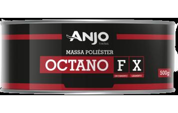 A Massa Poliéster Octano FX é um produto que oferece resultados muito acima da média. Utilizada na repintura automotiva para correções de imperfeições de superfícies ferrosas, galvanizadas, zincadas e alumínio, com lixamento da peça. Proporciona aderência, enchimento e facilidade no lixamento. Uma massa super leve com enchimento perfeito: esta é a nova Octano FX. Sua fórmula especial permite nivelar e corrigir imperfeições com precisão e praticidade