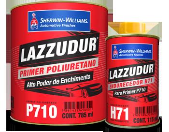 Indicado para preparação de superfícies metálicas, especialmente para receber acabamentos como Lazzudur Poliéster, Lazzudur Poliuretano e Fleet Color Poliuretano. Possui alto teor de Sólidos, excelente poder de enchimento, lixamento rápido e fácil. Boa aderência e dureza.